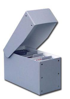 Scatola Fly one grigia per archiviare cd, acidfree Bustine pergamino 100 pz. formati vari    #archiviazione #fotografia #pellicola mailto:info@fotom... www.fotomatica.it