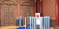 La Fondation Mozilla a emmenagé dans l'ancien Hôtel de Mercy-Argenteau à Paris. Le bâtiment et ses multiples dorures sont inscrits comme monument historique. Construit en 1778 par l'architecte Firmin Perlin, l'hôtel particulier est racheté par Mercy-Argenteau, ambassadeur d'Autriche à Paris et précepteur de Marie-Antoinette. Ici, la salle de conférence.