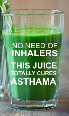 No Need of Inhalers-This juice Totally cures Asthama