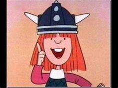 Vicky the Viking :)