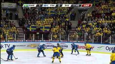 2014 World Junior Championship  Final Sweden vs Finland