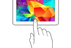 According to the purportedly leaked firmware, Samsung's latest flagship tablet will include borrowed features from its previous predecessor Samsung Galaxy S5 phone. As per the leaked reports, the Samsung's upcoming tablet version will have high-resolution AMOLED displays and will be available in two versions, including a 10.1 inch model and an 8.4-inch version, and should be unveiled in the near future.