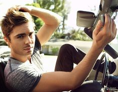 Zac Efron...who knew he'd grow up to be so good looking?