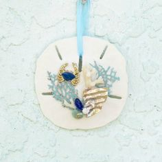 Blue Crab String Lights : Warm, LED and Lights on Pinterest
