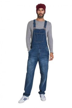 Humor Mens Work Dungarees Working Trousers Bib And Brace Overall Multi Pockets Pants Clothing, Shoes & Accessories Facility Maintenance & Safety