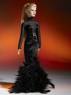 The Blonde Bombshell Black Canary (Tonner Dolls)