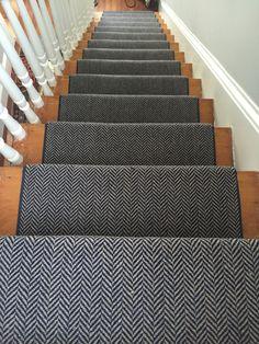 Stair Carpet Runners - The Carpet Workroom
