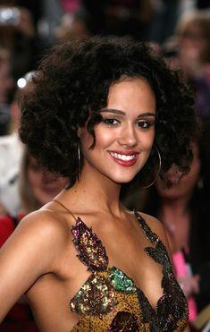 Nathalie Emmanuel at the Television Awards