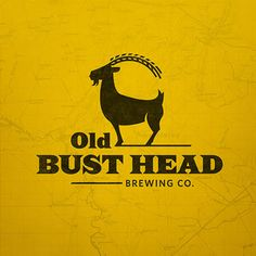Old Bust Head Brewing Logo