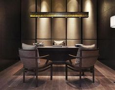 Four Seasons lobby concierge - Foreign hotel - Yabu Pushelberg