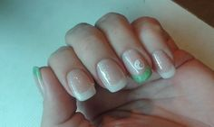 Porcelain Nails, jing-jang.