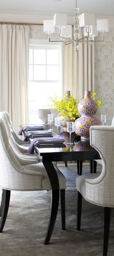 Muse Interiors | Contemporary Dining Room