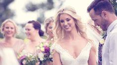 Mitch and Gabby's beautiful wedding at The Fig Tree www.byronbayweddingcelebrant.com #byronbaycelebrant