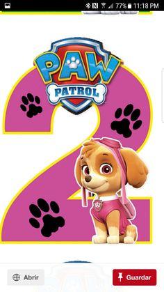 Iconic Paw Patrol Evite Tips Free Template Sky Paw Patrol, Paw Patrol Cake, Paw Patrol Party, 2nd Birthday Parties, Baby Birthday, Paw Patrol Birthday Theme, Cumple Paw Patrol, Diy Halloween Decorations, Birthday Images