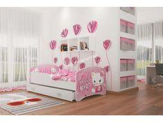 Krásna detská obrázková posteľ pre Vaše deti.