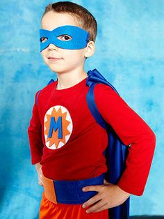 11 Activities to Encourage Creativity: Invent a Superhero Identity (via Parents.com)