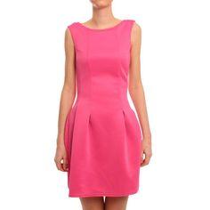 Ark Pink Neon Delanira Dress