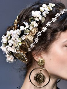 Dolce and Gabbana S/S 2014