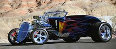 33 Ford Roadster w/1400hp.!