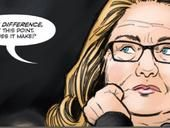 As Sanders and Clinton battle it out in the presidential debates, they're also competing for comic book fans, as stars of their own titles. Spoiler alert: Neither of them has mutant superpowers.