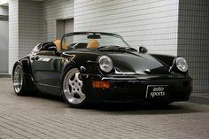 1994 Porsche 964 Speedster..