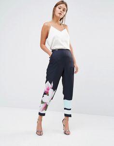 Ted+Baker+Abirati+Trousers+in+Magnolia+Stripe+Print