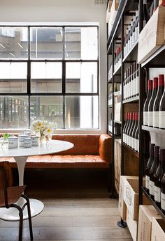 THREE-FOLD FOOD STORE & EATERY, a welcoming and well-designed eatery in the Melbourne CBD