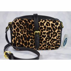 "Cheetah Purse Extremely cute brand new purse! Length: 8"" inches. Width: 5"" inches. I DO NOT EXCEPT LOW BALL OFFERS! Old Navy Bags Satchels"