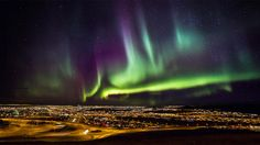 Reykjavik, Iceland: Can't wait to go glacier hiking, hunt for the aurora borealis, and more!