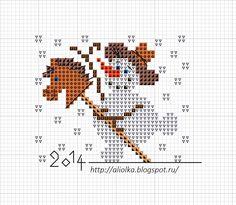 Мои творилки *** Aliolka design: Снеговик-ковбой и ...