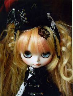 the 5th Blythe Beauty Contest, Manga Girls Inspiration. | Blythe Doll Club
