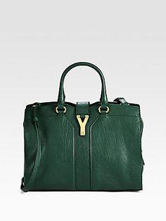 yves saint laurent YSL mini cabas chic satchel