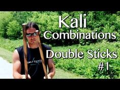 Sinawali Drills - Double Stick Kali Combinations, video 1 Self Defense Martial Arts, Martial Arts Weapons, Martial Arts Training, Martial Arts Techniques, Self Defense Techniques, Kali Martial Art, Kali Sticks, Stick Fight, Hand To Hand Combat