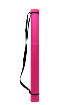 Hot Pink Document Tube