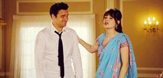 New Girl Things Nick Miller + Jessica Day Nick + Jess New Girl Zooey Deschanel