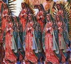 Virgin Mary(s)