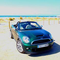 Mini Roadster Cooper SD... Juguetito de verano