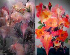 Nick Knight's Melting Flora