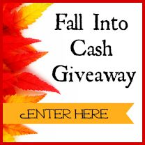 $750 Fall into Cash Giveaway open worldwide