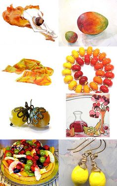 St. Tropez Fruit Tart