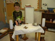 All Saints Catholic Academy - Montessori-inspired preschool, Ironwood, MI