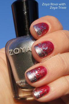 Zoya Reva with Zoya Trixie - www.colormejules.com