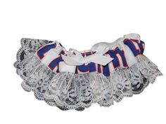 NFL New York Giants Garter by USA. $14.68. Are you looking for a great gift, a great gag or a great form of expression? Get a garter in your favorite sports team..