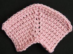 Detallados videos de como realizar bellos motivos y proyectos en Crochet Tunecino. Detailed videos of patterns and projects in Tunisian Crochet