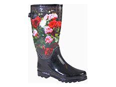 rain boots art | ART By ANNABELLE in BareFeetShoes com WOMEN SHOES RAIN BOOTS ...
