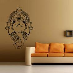 Wall decal art decor decals sticker elephant by DecorWallDecals, $27.98