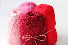 Cotton 8 yarn on Haak maar Raak!