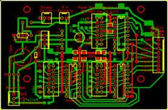 A layout-design of an integrated circuit refers essentially to the three-dimensional character of the elements and interconnections of an integrated circuit.