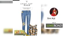 Check out what I found on the LimeRoad Shopping App! You'll love the look. look. See it here https://www.limeroad.com/scrap/576b990c092d273f5be0f5e9/vip?utm_source=ff3c09b606&utm_medium=android
