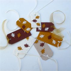 Autumn by Amiee Bowker on Etsy